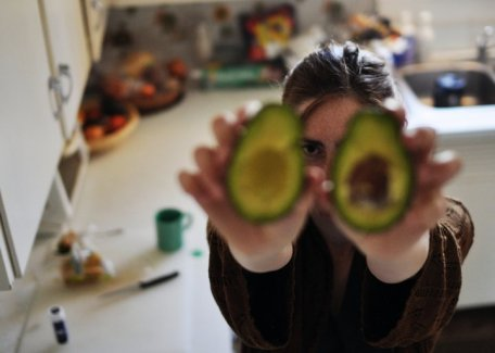 Danielle avocado
