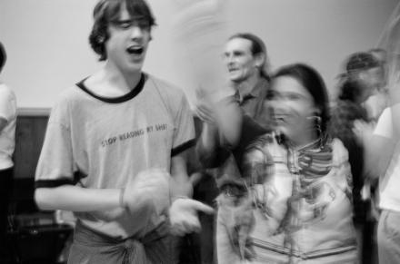 Timouth Contra Dance, 2004